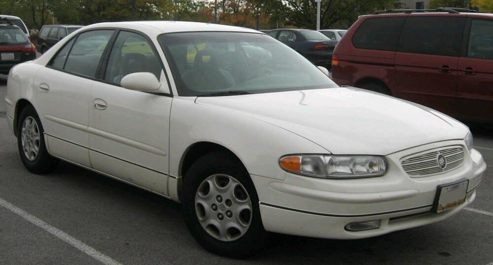 Buick Regal Error P0404