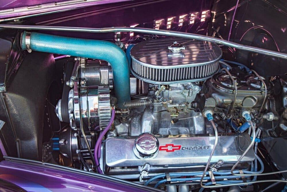 chevrolet engine