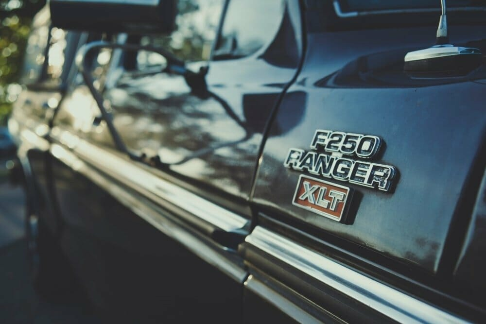 What Does XLT Mean on a Ford Truck?