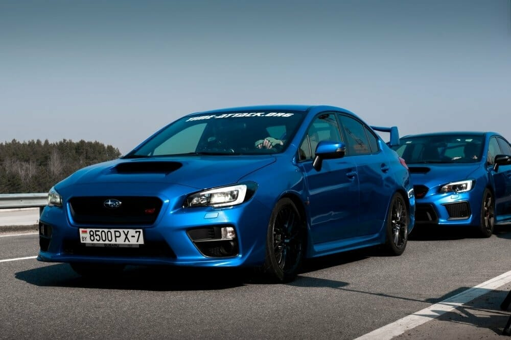 What is the Difference Between The Subaru WRX and STI?