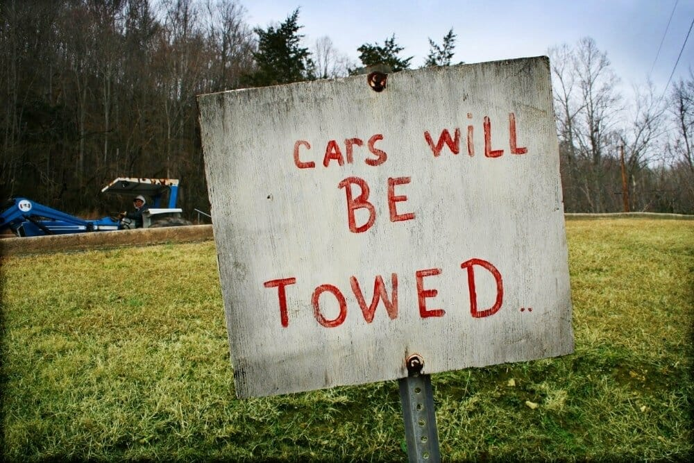 What Happens if Your Car Gets Towed and You Don't Pick It Up?