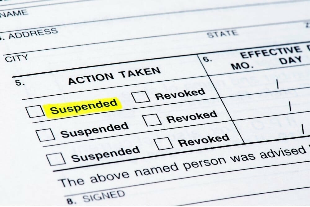 Can You Register a Car With a Suspended License?