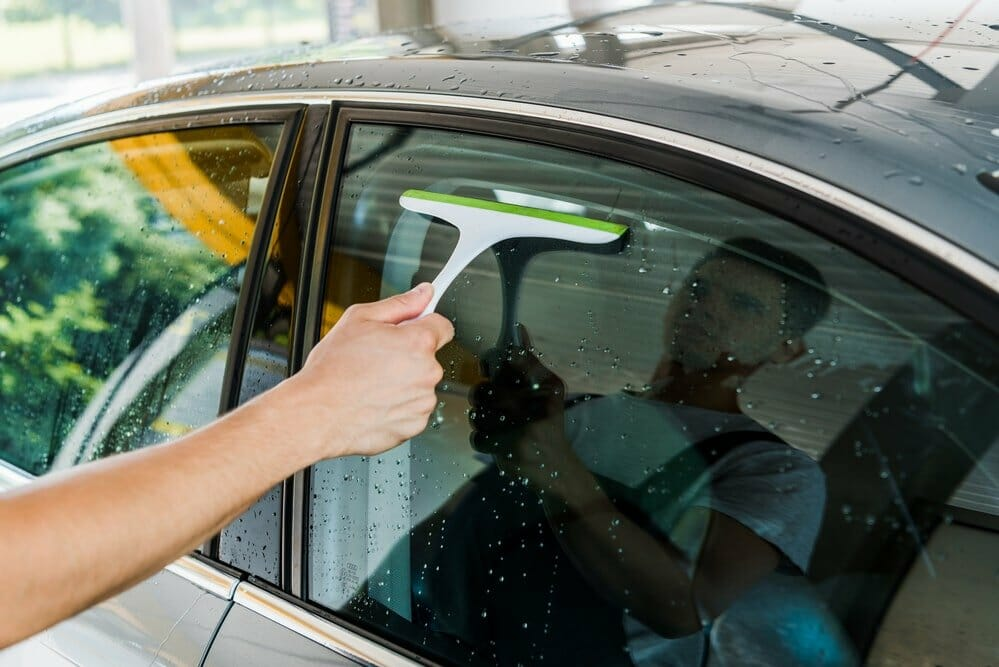 How To Effectively Remove Water Spots From Car Windows