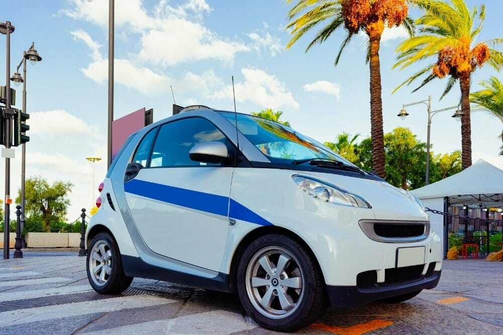 Smart Car Weight: What's The Average Car Weight?