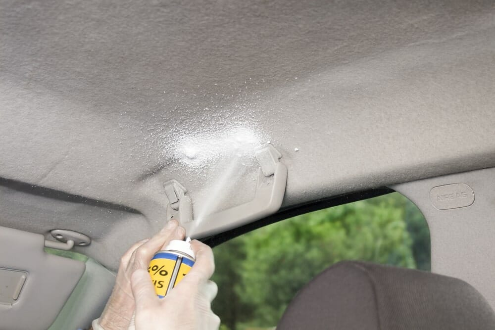 How to Fix A Sagging Headliner: 5 Quick Methods