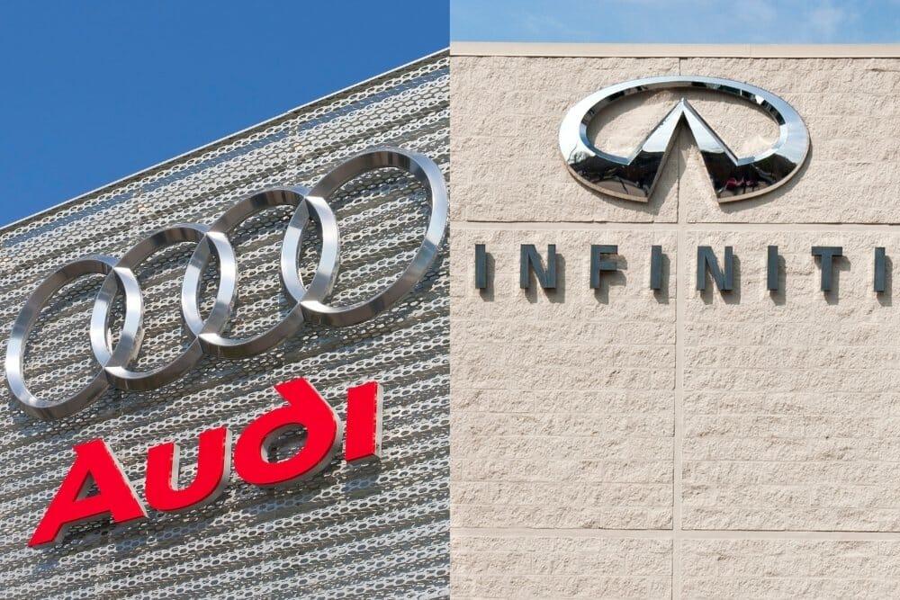 Audi vs Infiniti