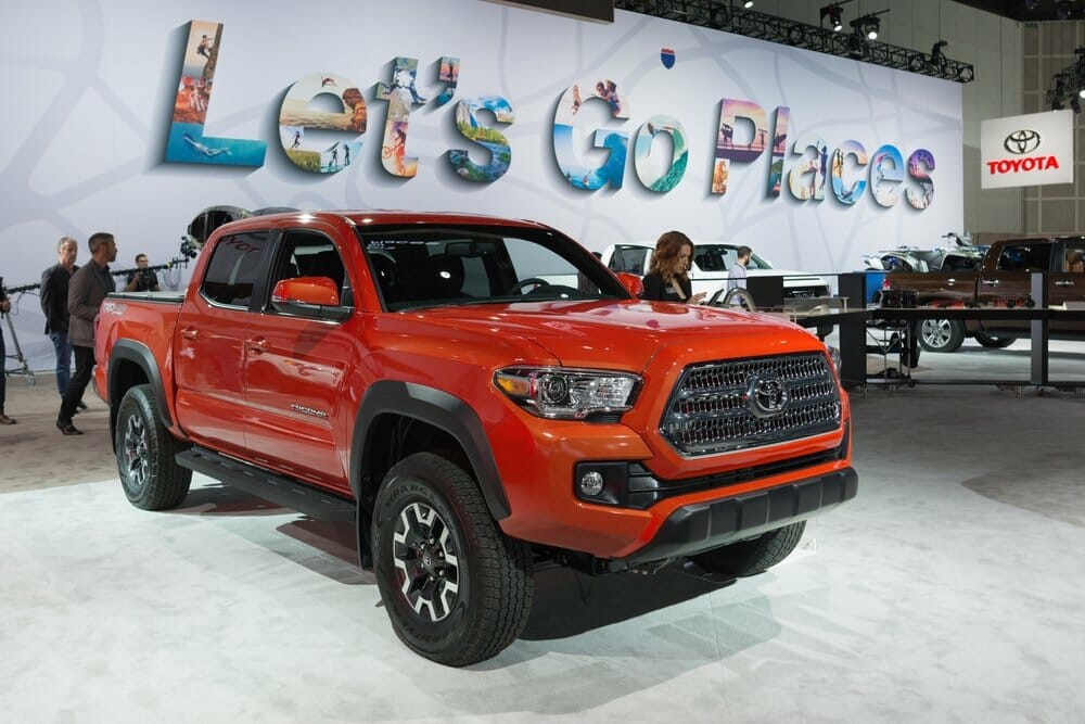 10 Best Batteries For The Toyota Tacoma in 2021