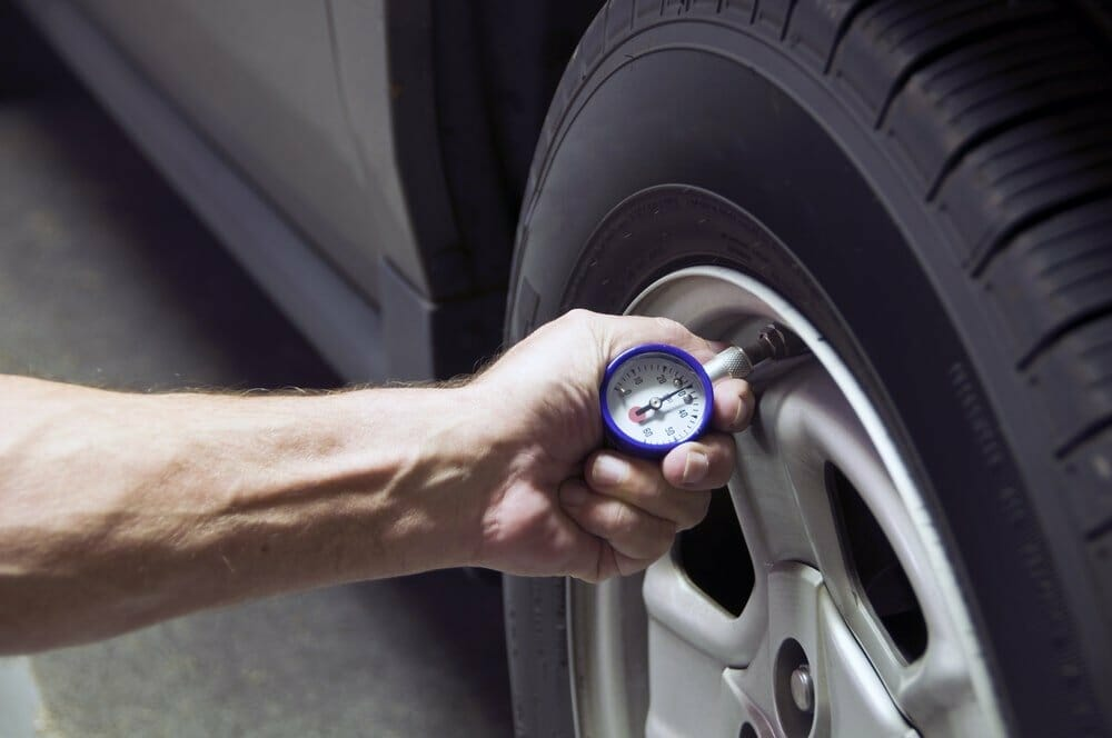 What Should Your Spare Tire Air Pressure or PSI Be?