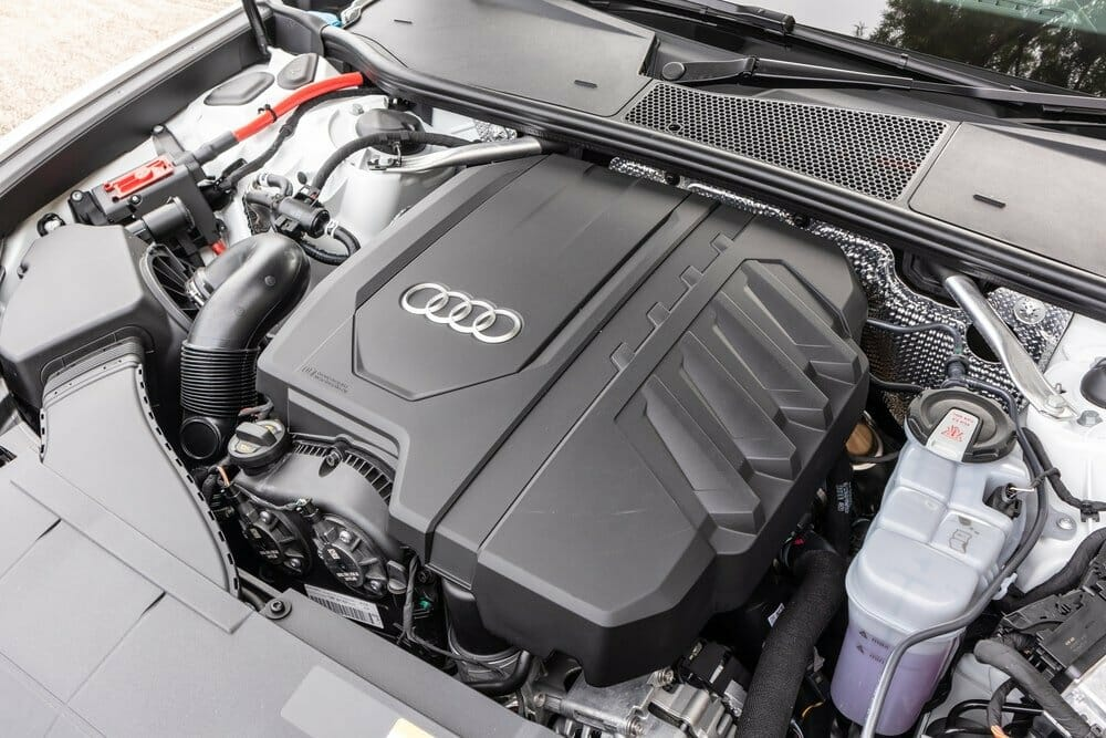 Where Is The Battery In An Audi A4?