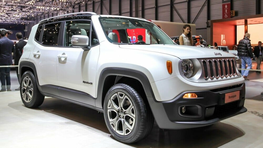 How To Reset Oil Light On The Jeep Renegade