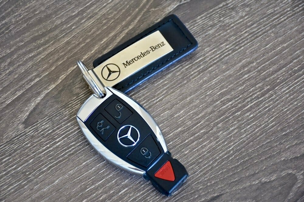 How To Get a Mercedes Key Replacement For Cheap