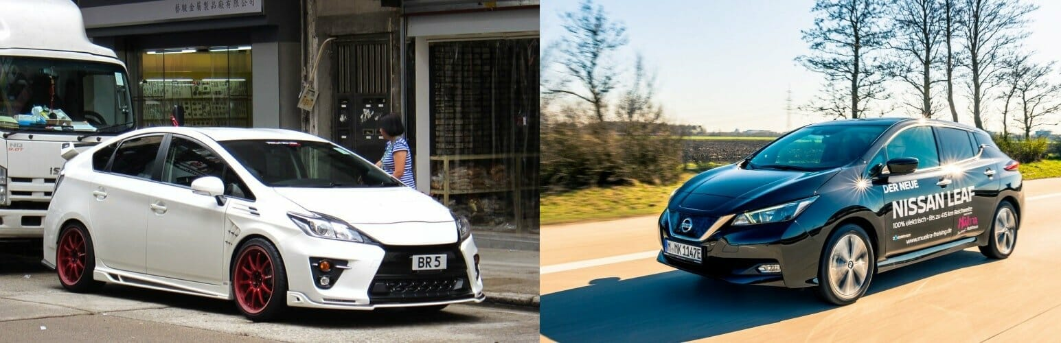 Nissan Leaf vs. Toyota Prius - Which One Is The Best?