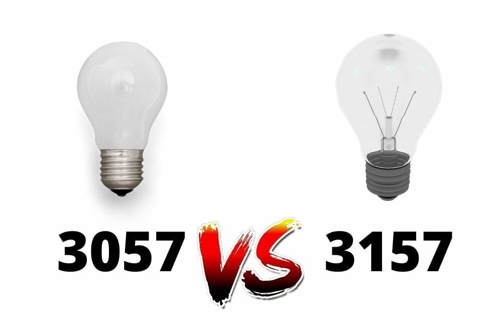 3057 vs 3157 Bulbs - Differences and Specs