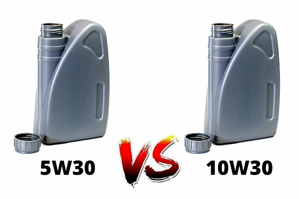 5W30 vs 10W30 - What's The Difference? Which is Thicker?