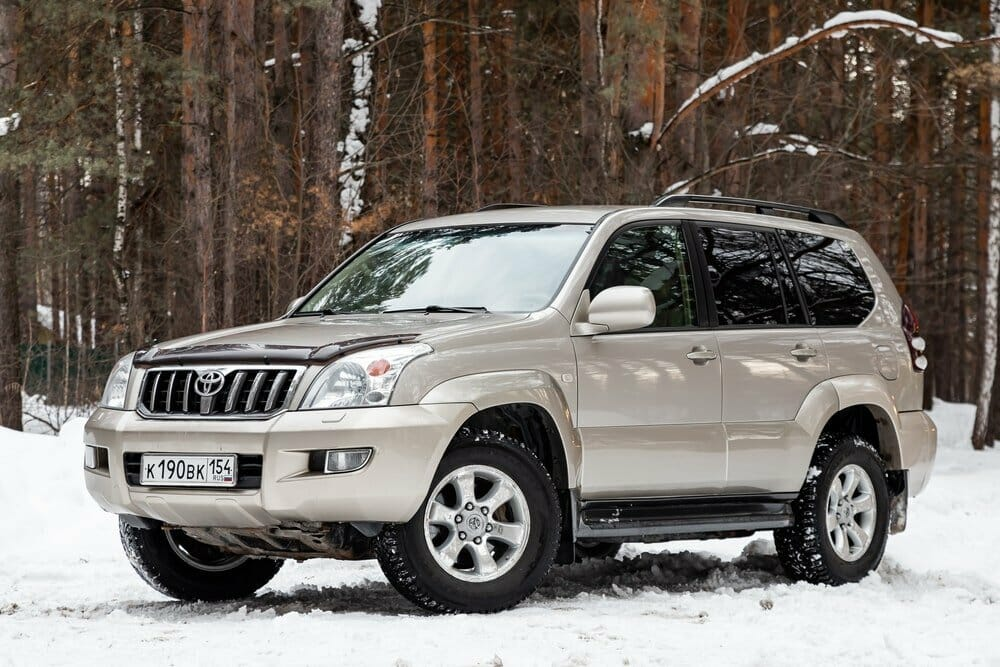 Why Are Toyota Land Cruisers So Expensive?