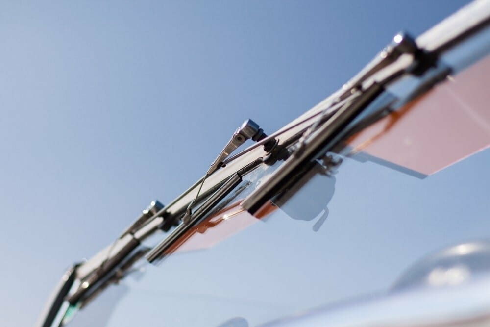 How To Adjust Windshield Wiper Arm Tension And Park Position